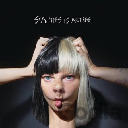 CD album SIA: THIS IS ACTING