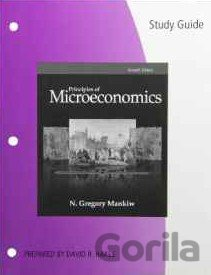Kniha Principles of Microeconomics: Student Guide - N. Gregory Mankiw