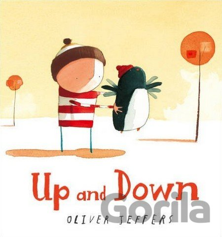Kniha Up and Down (Board book) (Oliver Jeffers ) - Oliver Jeffers