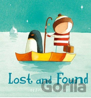 Kniha Lost and Found - Oliver Jeffers