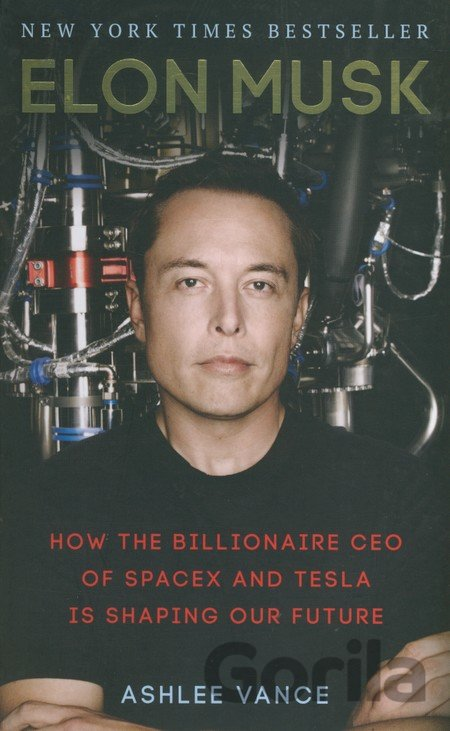 Kniha Elon Musk How to Be a Billionaire (Elon Musk) (Paperback) - Ashlee Vance