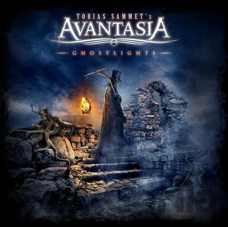 CD album AVANTASIA - GHOSTLIGHTS