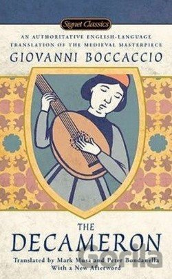 Kniha The Decameron - Giovanni Boccaccio