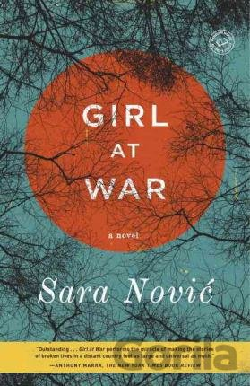 Kniha Girl at War - Sara Nović