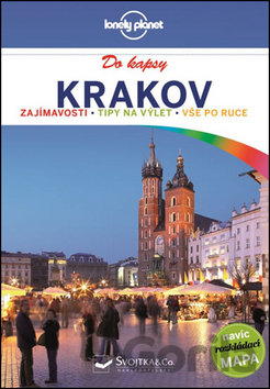 Kniha Krakov do kapsy - Lonely Planet -
