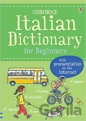 Kniha Italian Dictionary for Beginners (Language fo... (Francoise Holmes, Helen Davies - Helen Davies
