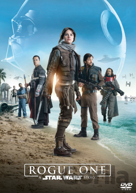 DVD Rogue One: Star Wars Story (SK/CZ dabing) - Gareth Edwards