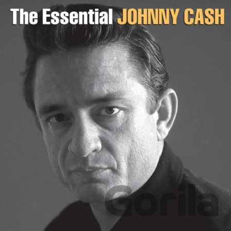 CD album CASH, JOHNNY: THE ESSENTIAL JOHNNY CASH (  2-CD)