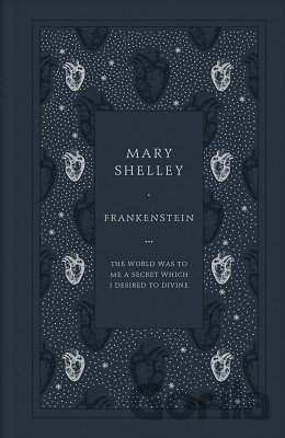 Kniha Frankenstein (Mary Shelley) - Mary Shelley