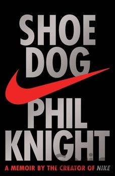 Kniha Shoe Dog - Phil Knight