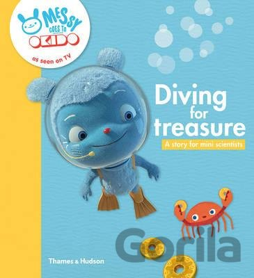 Kniha Diving for Treasure -