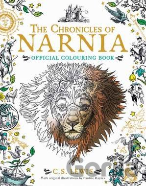 Kniha The Chronicles of Narnia Colouring Book - C.S. Lewis