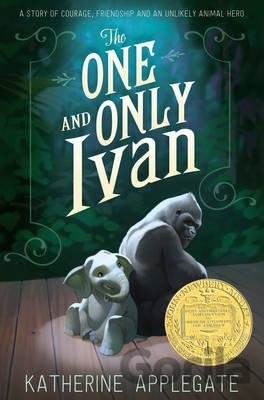 Kniha The One and Only Ivan (Katherine Applegate) (Paperback) - Katherine Applegate