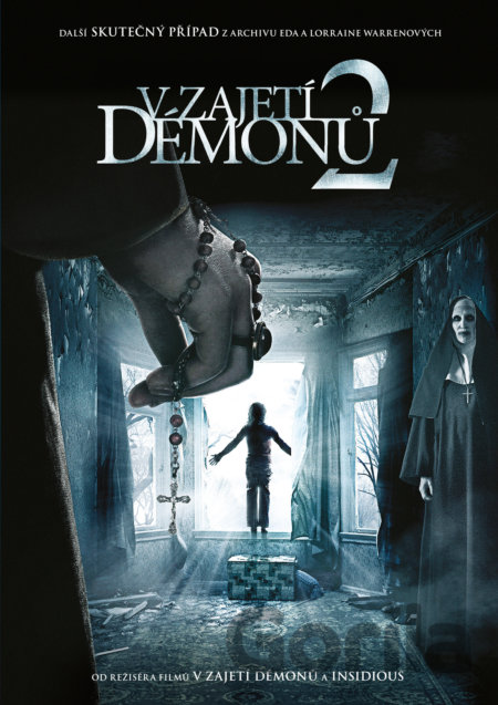DVD V zajetí démonů 2 - James Wan