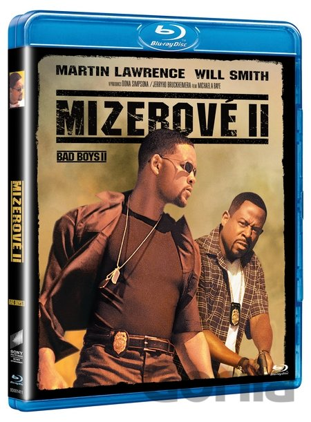 Blu-ray Mizerové 2 (Blu-ray) - Michael Bay