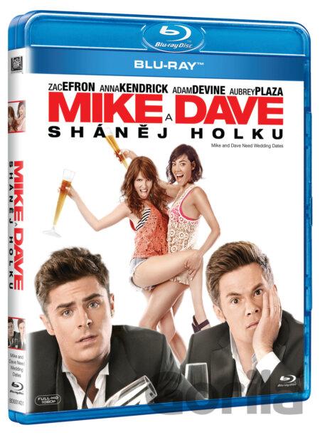 fa99c2807 Film: Mike i Dave sháněj holku (Mike a Dave zháňajú baby) - Blu-ray ...