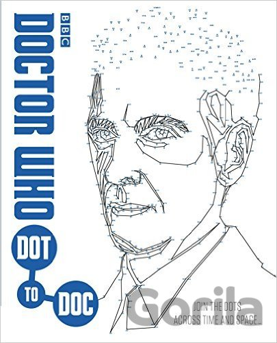 Kniha Doctor Who: Dot-to-Doc -