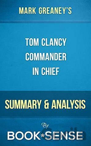 Kniha Tom Clancy's Commander-in-Chief: A Jack Ryan... (Mark Greaney) - Mark Greaney