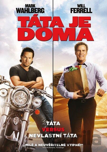 ca8739ae095 Táta je doma (DVD). Daddy s Home (2015) ...