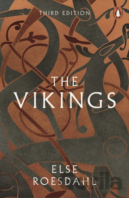 Kniha The Vikings - Else Roesdahl