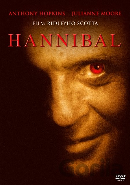 DVD Hannibal (2001) - Ridley Scott
