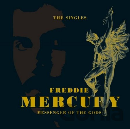 CD album MERCURY FREDDIE: MESSENGER OF THE GODS (2-disc)