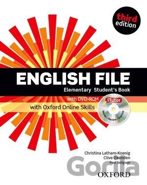 Kniha New English File - Elementary - Student's Book - Christina Latham-Koenig, Clive Oxenden