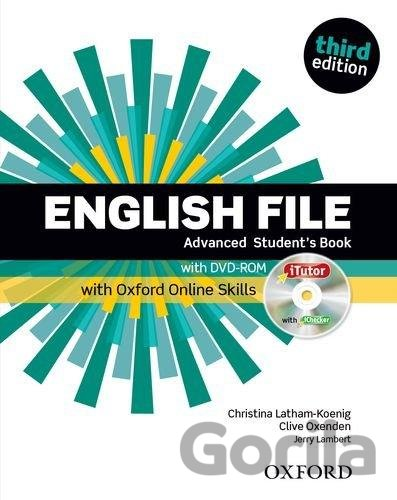 Kniha New English File - Advanced - Student's Book - Clive Oxenden
