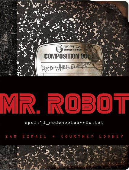 Kniha Mr. Robot - Sam Esmail, Courtney Looney