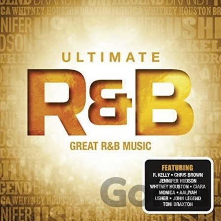 CD album VARIOUS: ULTIMATE... R&B (  4-CD)