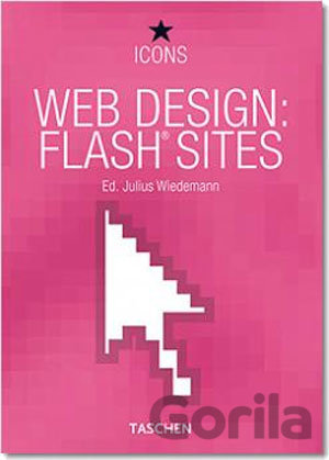 Kniha Web Design: Flash Sites - Julius Wiedemann