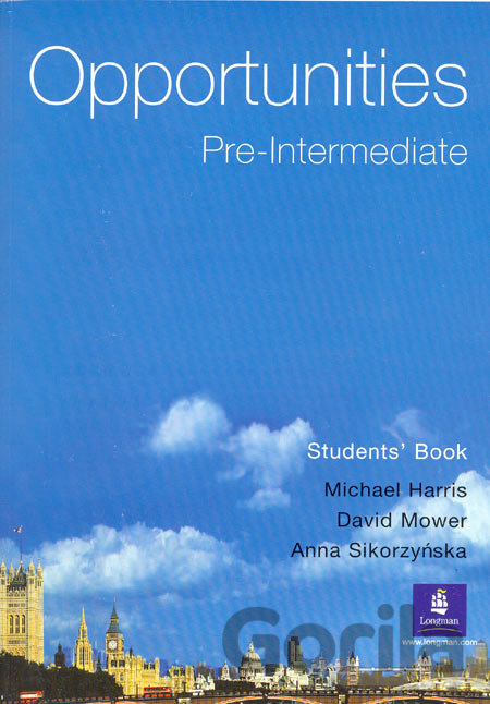 Kniha Opportunities - Pre-Intermediate - Student´s Book - Michael Harris, David Mower, Anna Sikorzyńska