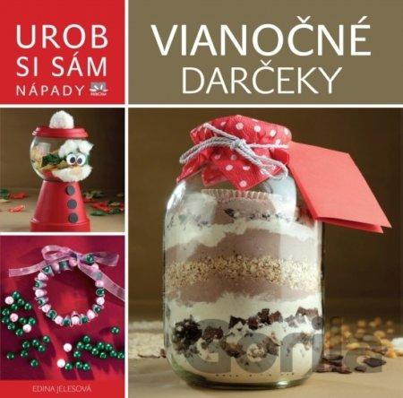 886b0e7de Kniha: Vianočné darčeky - Urob si sám(Edina Jeles) za 2,16€ | Gorila