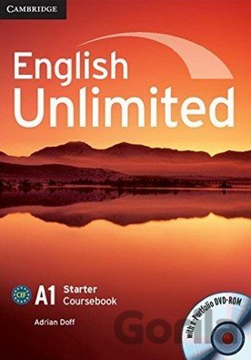 Kniha English Unlimited - Starter - Coursebook (Adrian Doff) - Adrian Doff