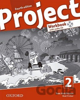 Kniha Project Fourth Edition 2 Workbook with Audio CD and Online Practice (Internation - Tom Hutchinson