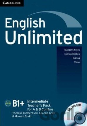 Kniha English Unlimited - Intermediate - A and B Teacher's Pack - Theresa Clementson, Leanne Gray, Howard Smith