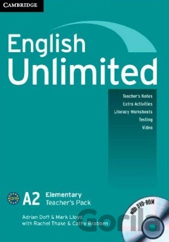 Kniha English Unlimited - Elementary - A and B Teacher's Pack - Adrian Doff, Mark Lloyd,