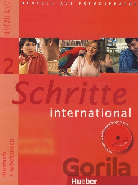 Kniha Schritte international 2 (Paket) - Monika Reimann