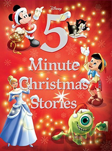 Kniha 5-Minute Christmas Stories -