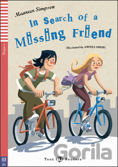Kniha In search of a Missing Friend - Maureen Simpson, Andrea Goroni, Sara Weiss