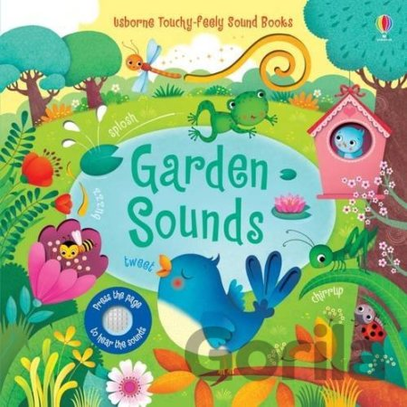 Kniha Garden Sounds - Sam Taplin