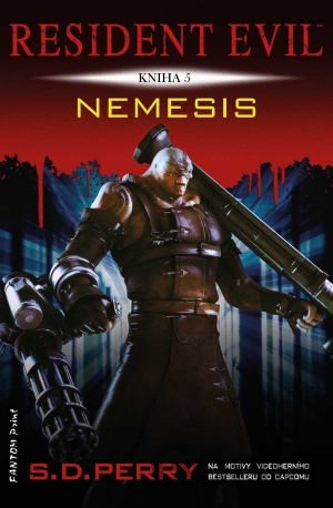 Kniha Resident Evil 5 - Nemesis (S. D. Perry) - S.D. Perry