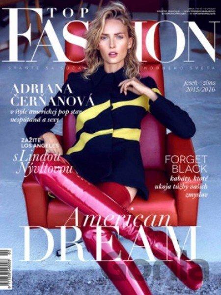 14f1178104df Kniha  TOP Fashion (jeseň zima 2015