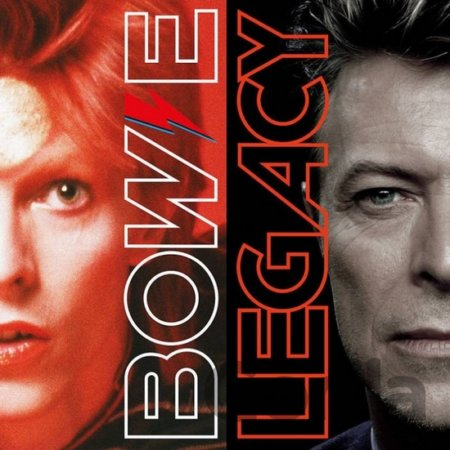 CD album BOWIE DAVID - LEGACY: VERY BEST OF DAVID BOWIE (2CD)