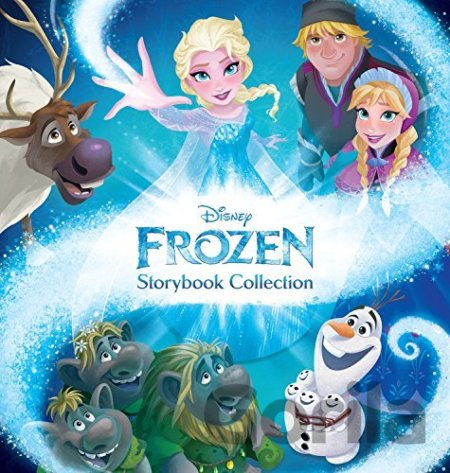 Kniha Frozen Storybook Collection -