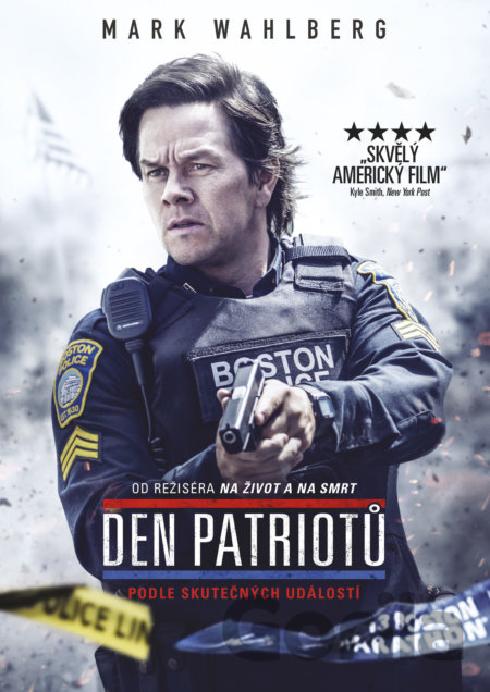 DVD Den patriotů (2016) - Peter Berg