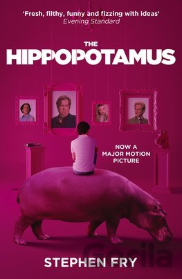Kniha The Hippopotamus - Stephen Fry