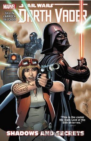 Kniha Star Wars: Darth Vader (Volume 2) - Kieron Gillen