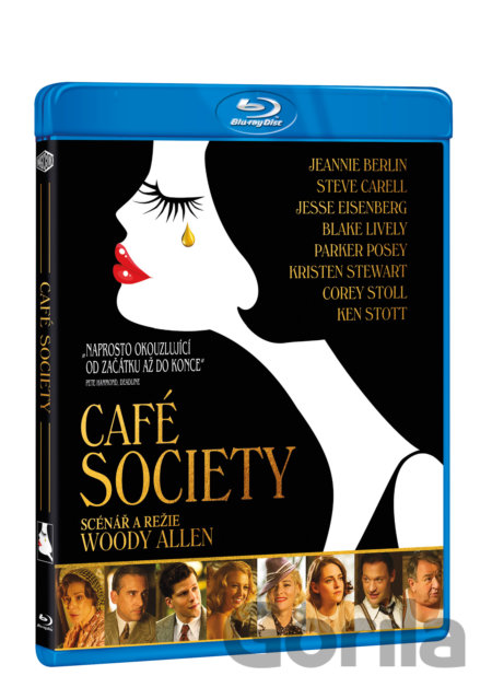 Blu-ray Cafe society (Blu-ray) - Woody Allen