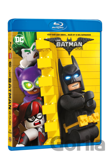 Blu-ray Lego Batman Film (Blu-ray) - Chris McKay